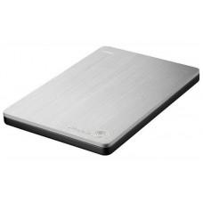 "Жёсткий диск Seagate STDR2000201 Slim 2,5"" 2000GB 5400RPM 8MB USB 3.0 RTL Silver"