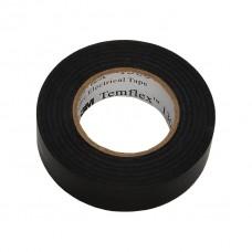Универсальная изоляционная лента, Temflex 1300, черная, 15 мм х 10 м х 0.13 мм 3M