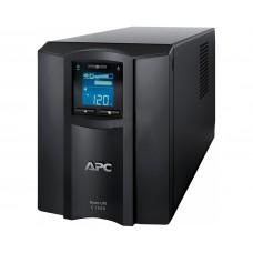 Источник бесперебойного питания Smart-UPS C 1000VA/600W, 230V, Line-Interactive, LCD (REP.SC1000I)