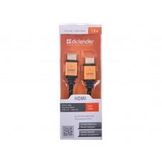 Кабель Defender А/В HDMI-06PRO (ver. 1.4) HDMI(M)-HDMI(M), 1.8м, BL 87428