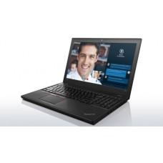 """ThinkPad T560 15.6""""FHD(1920x1080)IPS,i5-6200U(2,3GHz),4GB,500GB@5400+8GbSSD,HD Graphics 520,no DVDRW"""