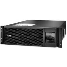 Источник бесперебойного питания APC Smart-UPS SRT RM, 5000VA/4500W, On-Line, Extended-run, Rack 3U (Tower convertible), Pre-Inst. Web/SNMP, with PC Business, Black