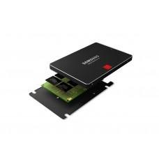 "Накопитель SSD SAMSUNG 850 Pro MZ-7KE512BW 512Гб, 2.5"", SATA III"