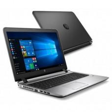 """HP ProBook 450 G3 Core i3-6100U 2.3GHz,15.6"""" FHD LED AG Cam,6GB DDR3L(1),500GB 7.2krpm,DVDRW,WiFi,BT,4C,FPR,2.2kg,1y,Dos"""
