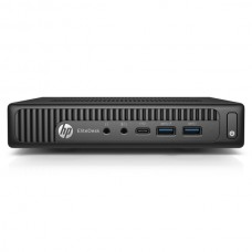 Персональный компьютер HP EliteDesk 800 G2 Mini Core i5-6500,8GB DDR4-2133 SODIMM (1x8GB),1TB SATA 6G 2.5 8Gb SSHD,USB Slim kbd,USBmouse,BCM 802.11n BT,Win10Pro+Win7Pro(64-bit),3-3-3 Wty