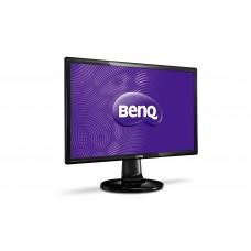 """BENQ 24"""" GL2460HM LED, 1920x1080, 5ms, 250cd/m2, 12M:1, 170°/160°, D-SUB, DVI, HDMI, TCO 5.0, колонки, Glossy Black (9H.LA7LB.DBE)"""