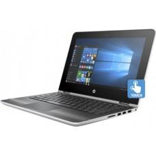 """HP Pavilion 11x360 11-n060ur 11.6""""(1366x768)/Touch/Intel Celeron N2840(2.16Ghz)/4096Mb/500+8SSDGb/noDVD/Int:Intel HD4400/Cam/BT/WiFi/3G/29WHr/war 1y/1.4kg/silver/W8.1 + трансформер"""