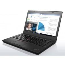 """Ноутбук ThinkPad T460 14""""FHD(1920x1080),i5-6200U(2,3GHz),8GbDDR3L,500GB@5400+8Gb cache, HD Graphics 520, WiFi,BT,TPM,FPR,WWAN ready,3cell+3cell,Cam,DOS,1,7kg, 3y OS"""