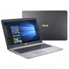 "Ноутбук ASUS K501UW-DM014T Special Model Intel i7 6500U/8Gb/1TB+128GB SSD/15.6"" FHD(1920x1080)матовый/NO ODD/Nvidia GTX960 2GB/Wi-Fi/Windows 10 Home/2Kg"