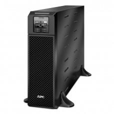 Источник бесперебойного питания APC Smart-UPS SRT, 5000VA/4500W, On-Line, Extended-run, Black, Tower